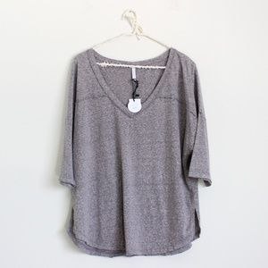 NWT Z Supply The Triblend Sporty Tee